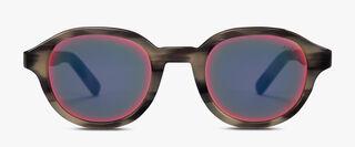 醋酸纤维Eclipse眼镜