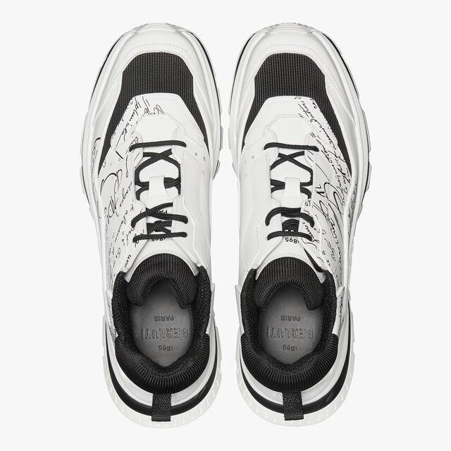Gravity Scritto Leather Sneaker