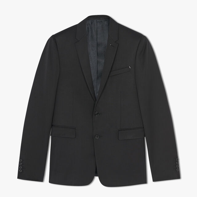 Alessandro Formal Wool Lined Jacket, NOIR, hi-res