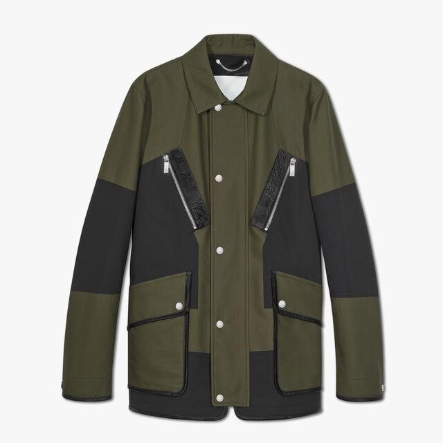 Colorblock Field Jacket