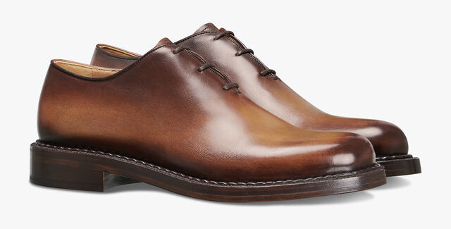 1895 Leather Oxford, CACAO STORICO, hi-res