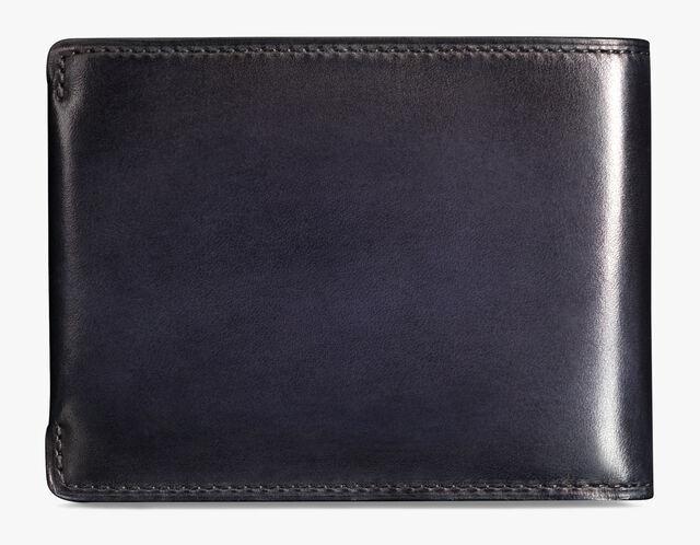 Essentiel Leather Patina Illusion Wallet, EMERALD, hi-res
