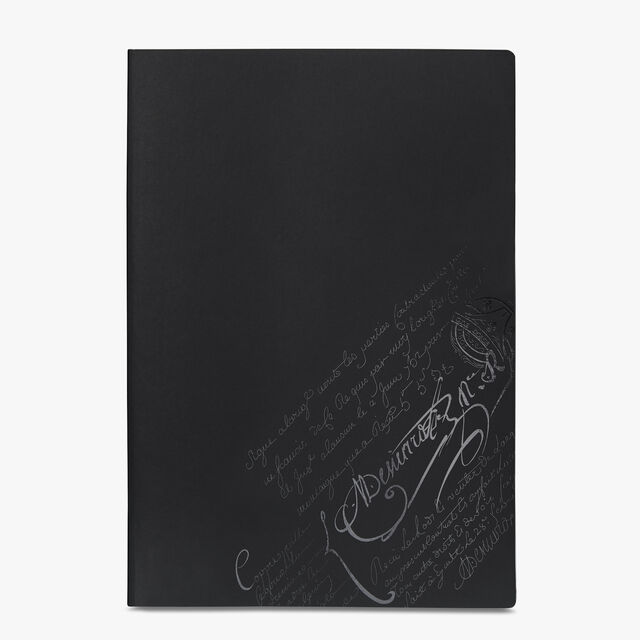 Recharge Notebook A5, NERO, hi-res