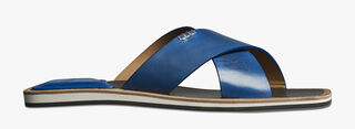 Elio Patmos Leather Sandal, ROTHKO, hi-res