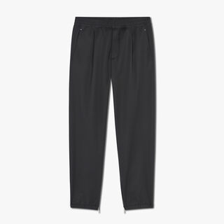 Adjustable Wool Joggers