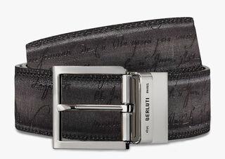 Venezia  Scritto leather 35 MM Belt