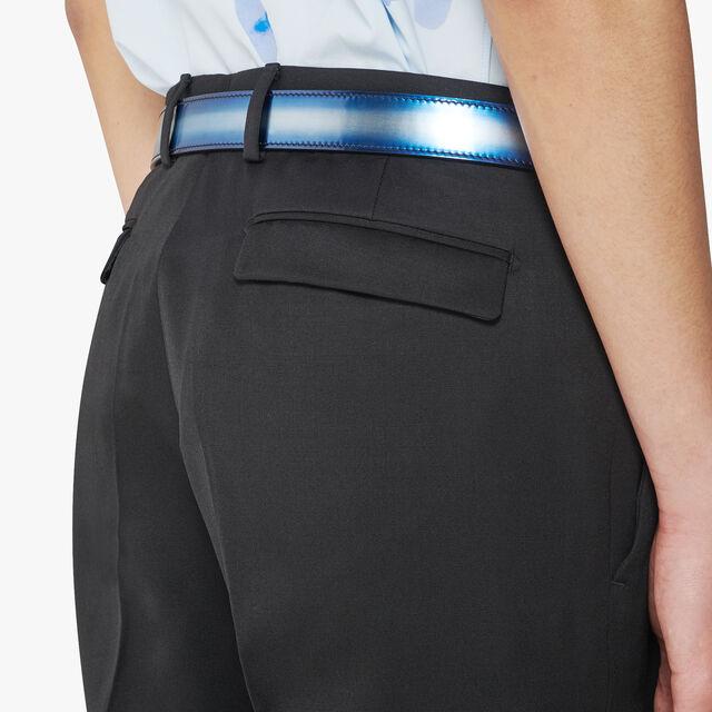 Alessandro Regular Formal羊毛裤, NOIR, hi-res
