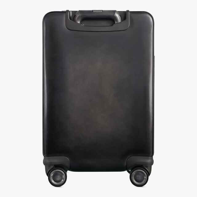 Formula 1004 Leather Patina Illusion Rolling Suitcase, DEEP ROTHKO, hi-res
