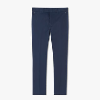 Slim-Fit Cotton Chino Pants