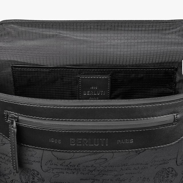 Complice Large Scritto Nylon Belt Bag, NERO, hi-res