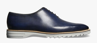 Alessandro Spada Démesure Leather Oxford, BLU PROFONDO, hi-res