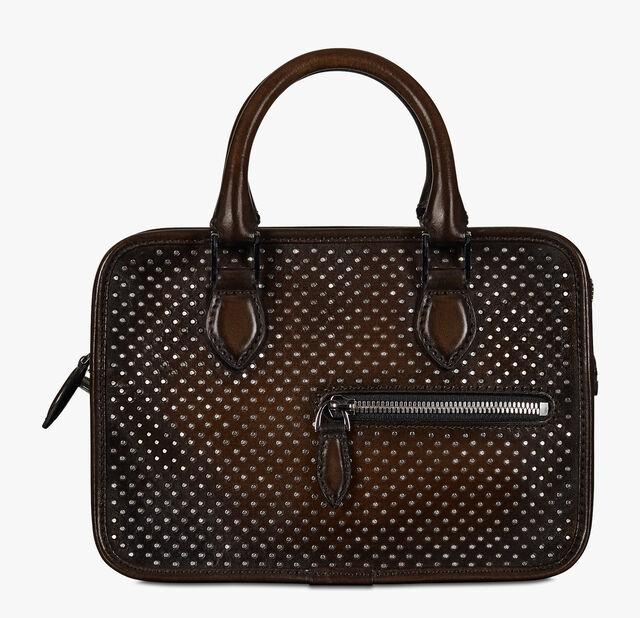Un Jour Mini Leather Messenger Bag, TDM INTENSO, hi-res