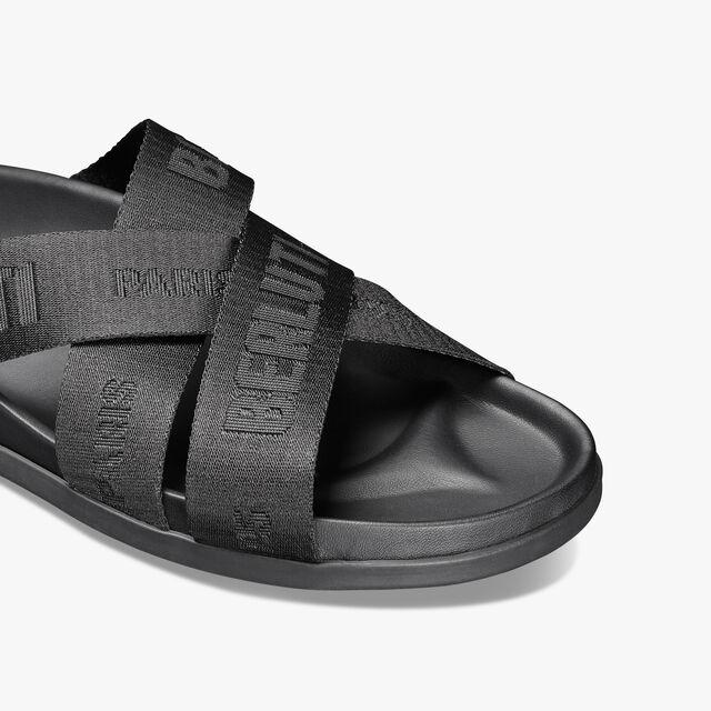 Sandale Egio En Nylon, BLACK, hi-res