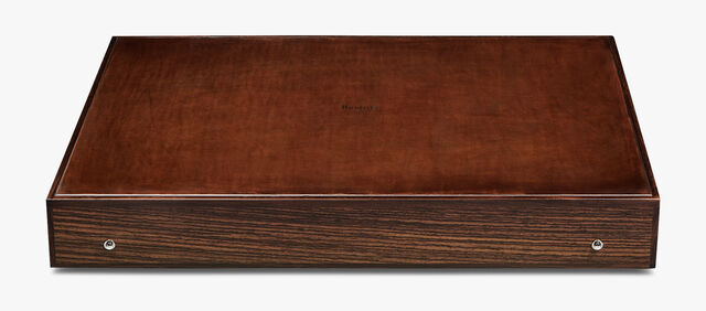 Leather Backgammon, BRUN, hi-res