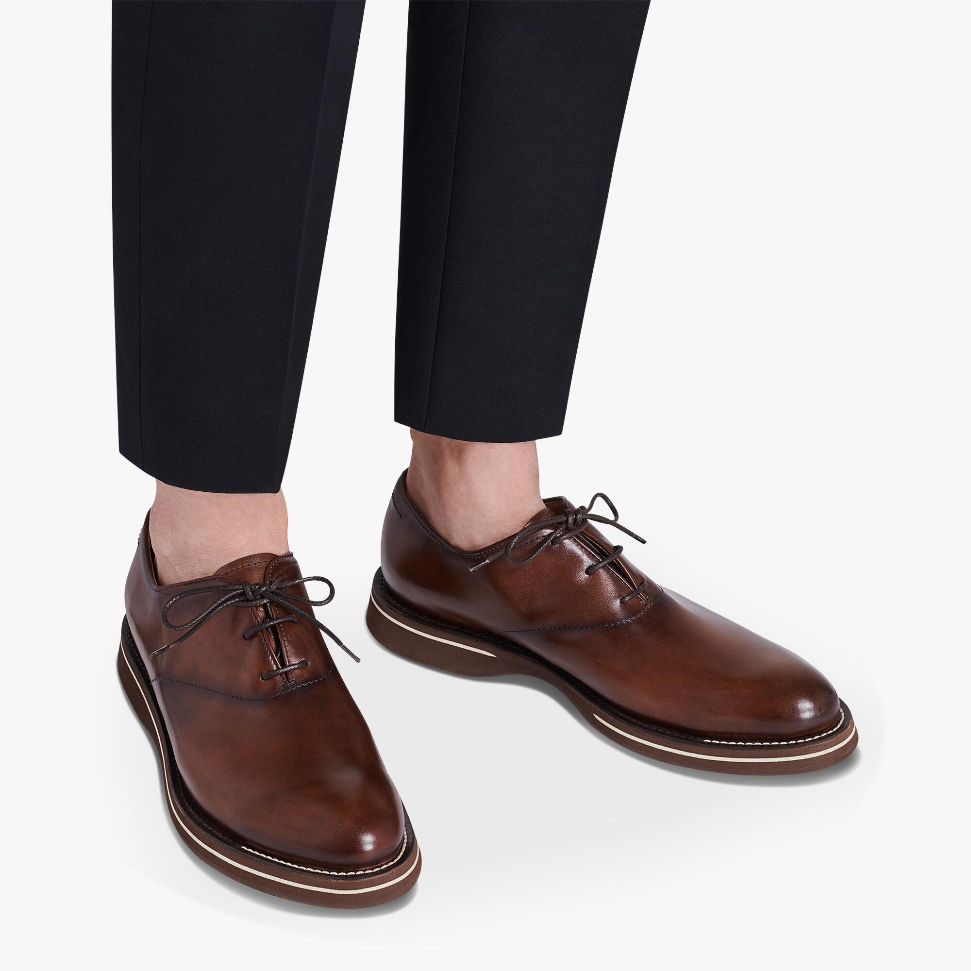 Alessio Leather Oxford - Berluti