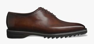 Alessandro Spada Démesure Calf Leather Oxford, MOGANO, hi-res