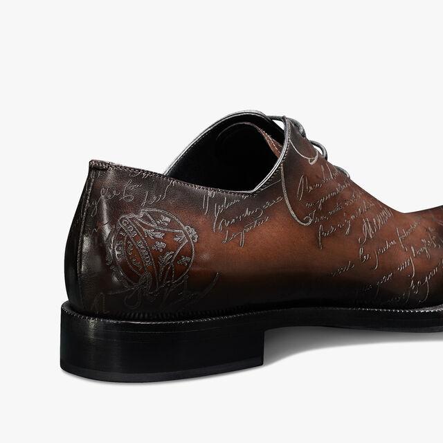 Alessandro Edge Scritto Leather Oxford, TDM INTENSO, hi-res