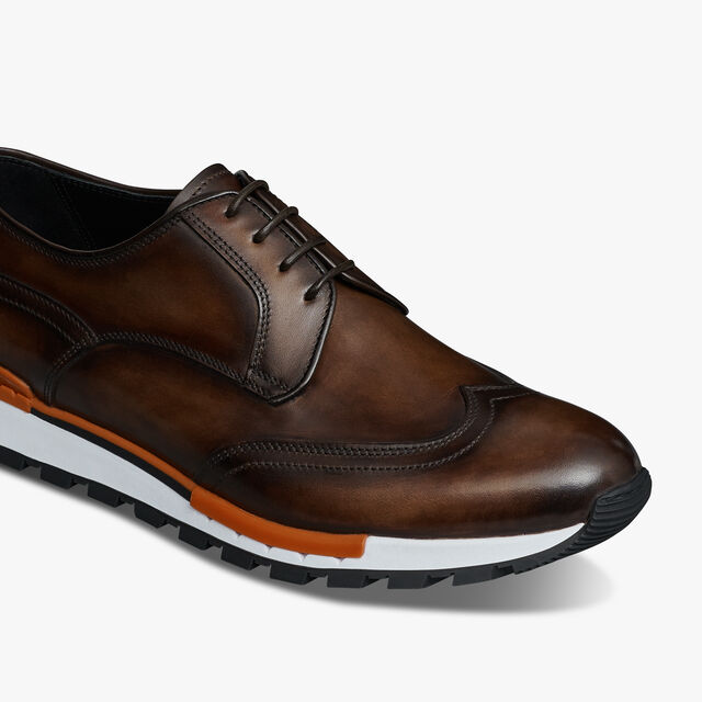 Fast Track Leather Sneaker, TDM INTENSO, hi-res