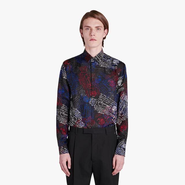 Scritto Silk Shirt