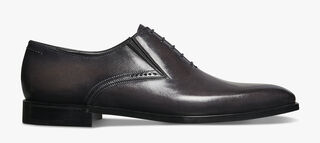 Allegoria Démesure Calf Leather Oxford, DEEP BLACK, hi-res