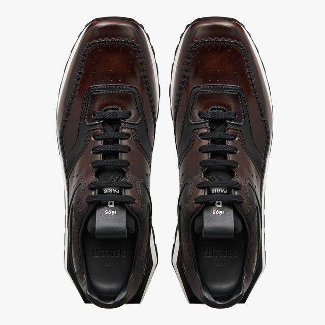Fly Leather Sneaker, TDM INTENSO, hi-res