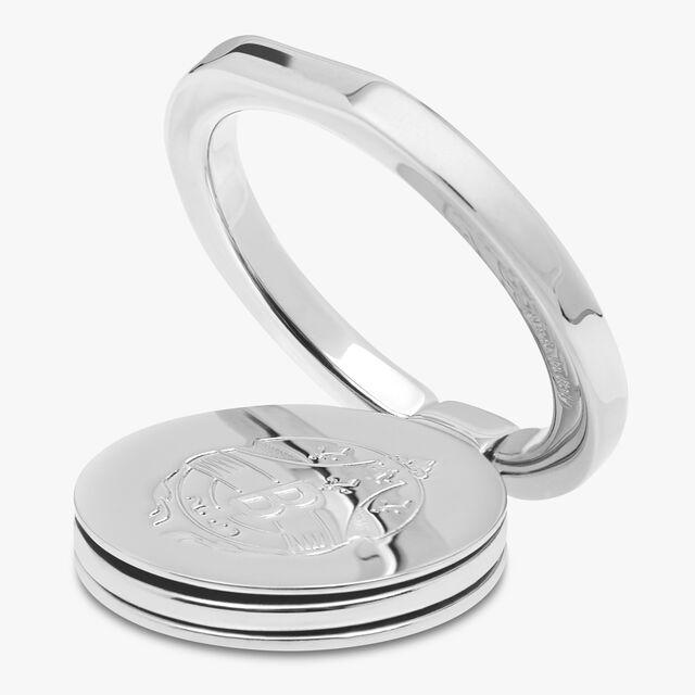 Metal iPhone Ring , SILVER, hi-res