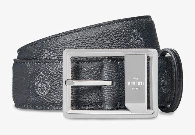 Hide Signature Canvas  Belt, NERO, hi-res