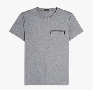 Cotton T-Shirt, CLOUD, hi-res