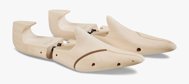 Wooden Shoe Trees, NATURALE, hi-res