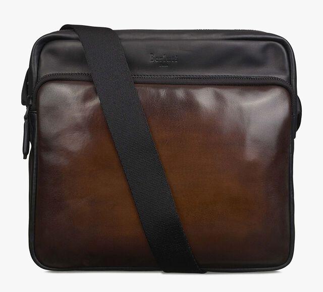 Envol Leather Messenger Bag - Berluti 3f2b97e2b