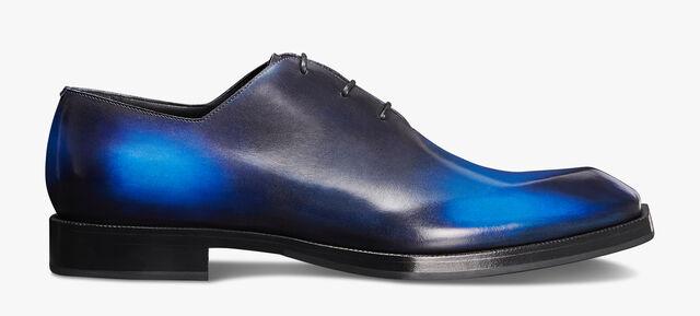 Alessandro Edge 小牛皮牛津鞋, CLOUDY BLUE, hi-res