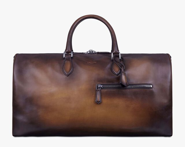 Jour Off Calf Leather Travel Bag