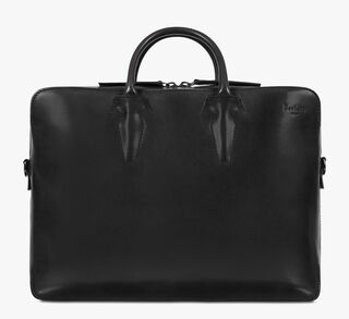 Profil 1 Leather Briefcase, NERO, hi-res