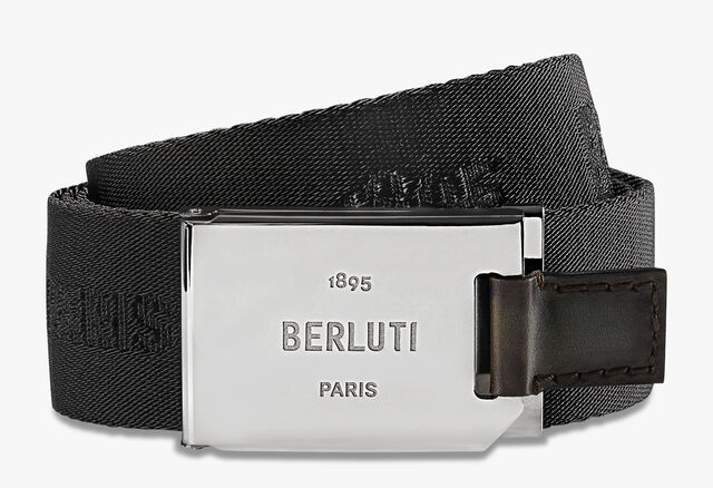 Gravity Nylon And Leather 35 MM Belt