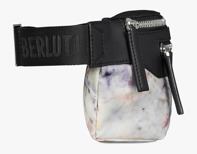Complice Small Nylon Belt Bag, MARBLE, hi-res