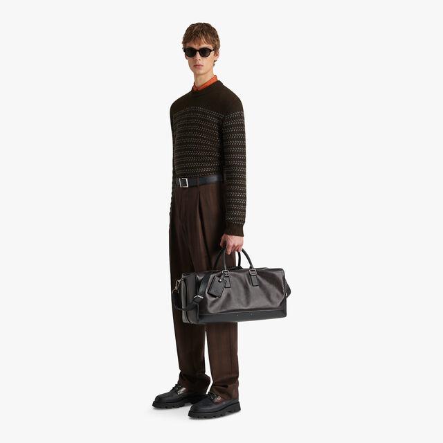 Cashmere Cross Stitch Sweater, TERRA ROSSA, hi-res
