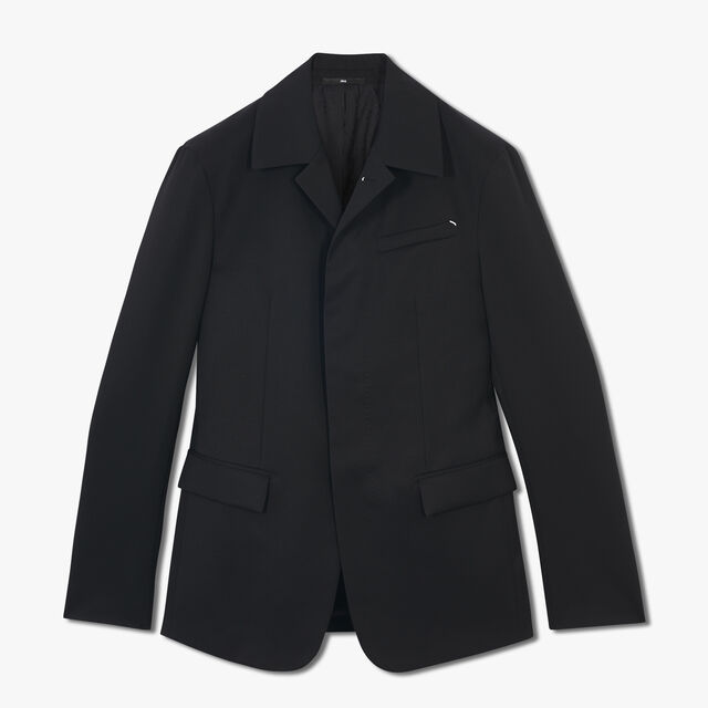 Wool Casual Jacket