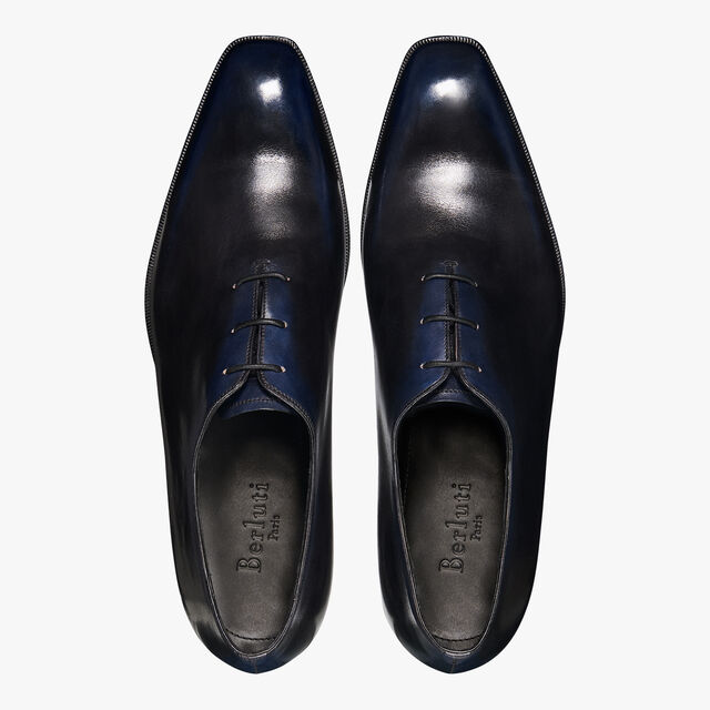 Alessandro Démesure Leather Oxford, BLACK BLUE, hi-res