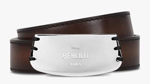 Luti Venezia Leather 25 MM Belt