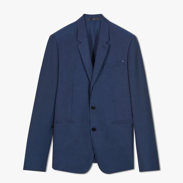 Unlined Wool Jacket