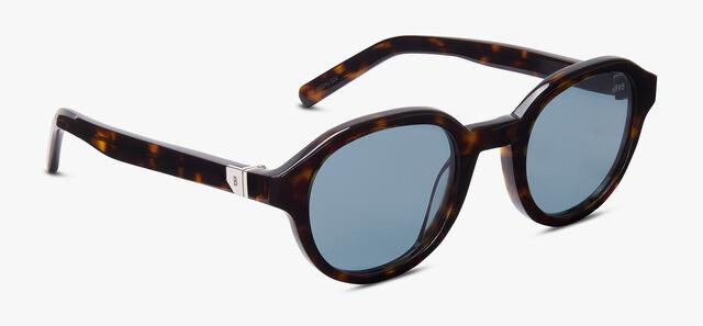 Acetate Eclipse Eyewear, HAVANA+VINTAGE BLUE, hi-res