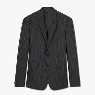 Mouline Check Regular Lined Jacket