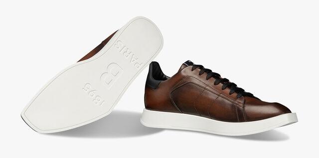 Stellar Scritto Leather Sneaker