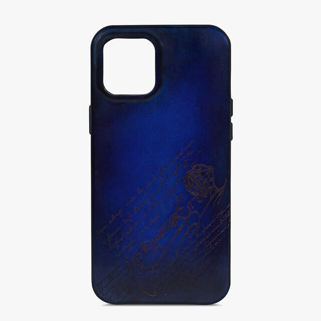 Venezia Iphone 12 Pro Max Case , UTOPIA BLUE, hi-res