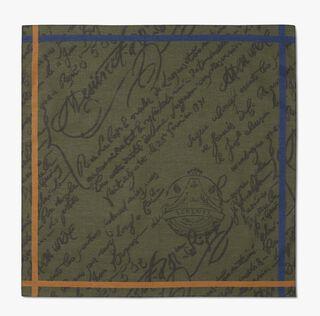 SCRITTO 口袋巾, KAKI, hi-res