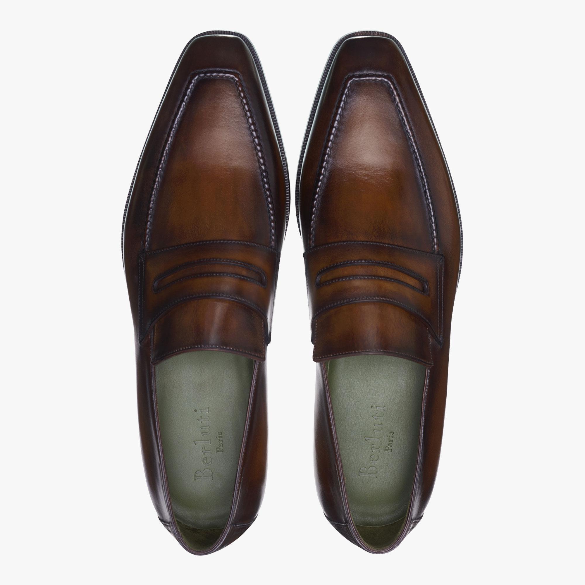 Andy Leather Loafers Berluti bIPkn