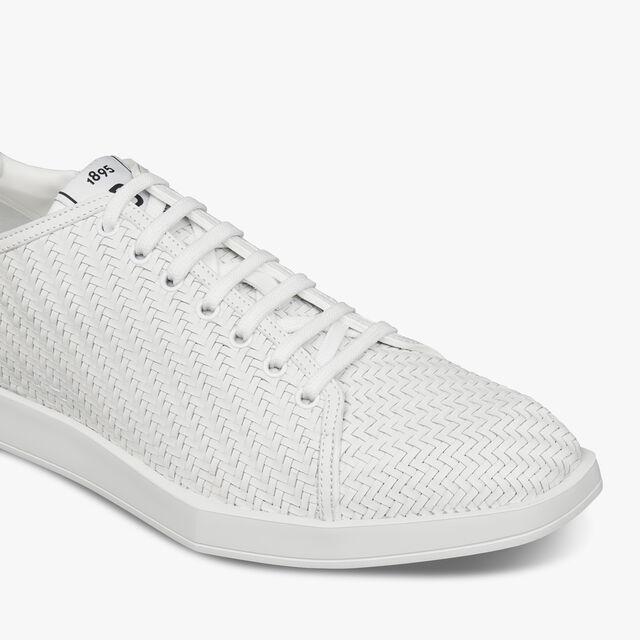 Stellar Braided Calf Sneaker
