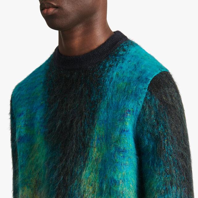 レヴ・ケージン セーター, BLUE PETROL, hi-res