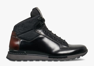 Fast Track Torino Leather Sneaker, NERO, hi-res