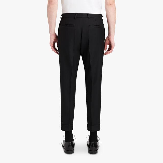 Wool Formal Trousers, NOIR, hi-res